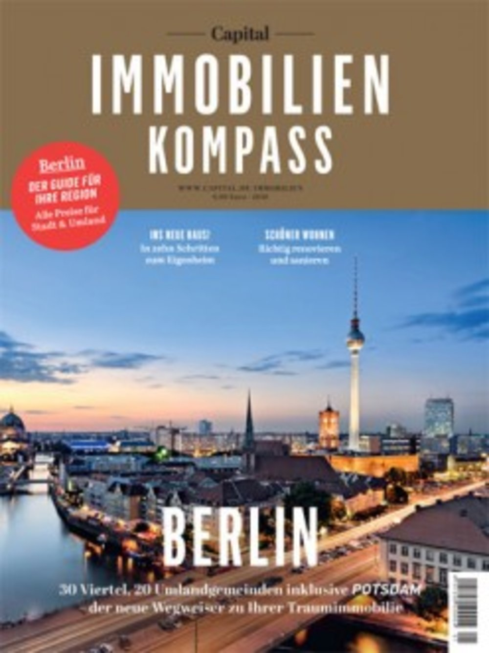 CAPITAL Immobilienkompass 2018: Berlin