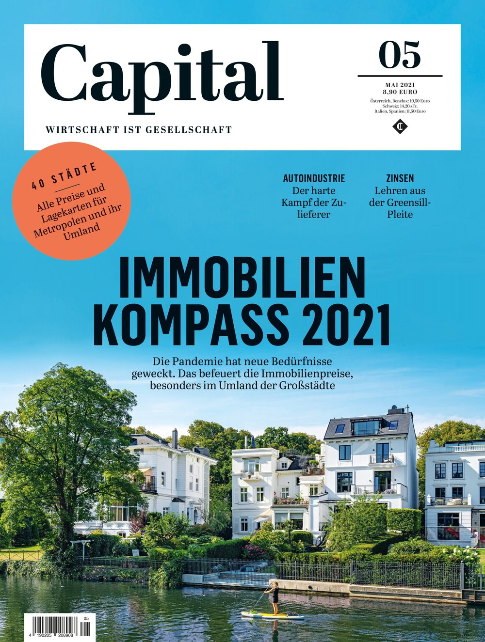 inklusive digitalem CAPITAL-Magazin